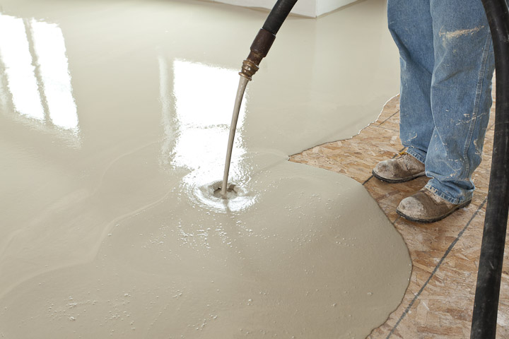 Home New England Gypsum Floors